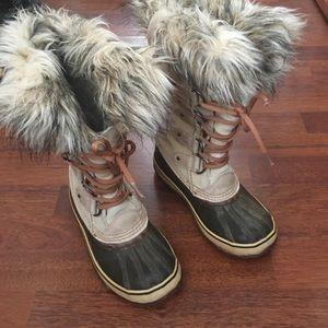 Sorel Shoes - Sorel Joan of Arc Boots